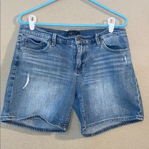Size 8/29 Lucky Brand Blue Jean Shorts